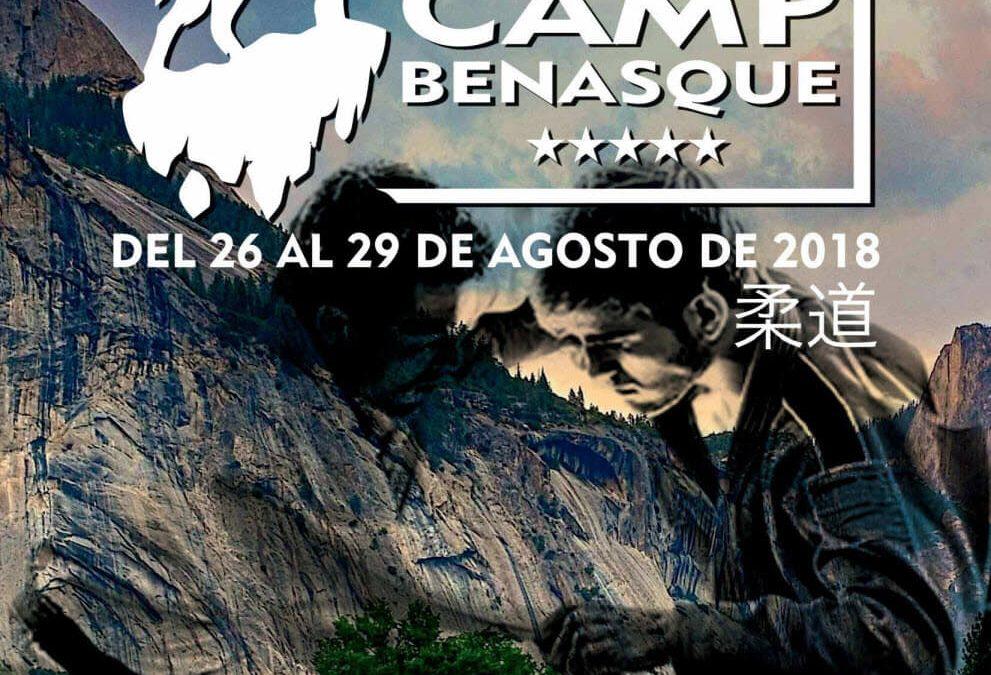 Judo camp Benasque