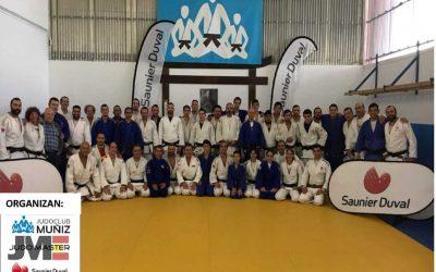 Stage pre-mundial Judo Master, Santander 2018