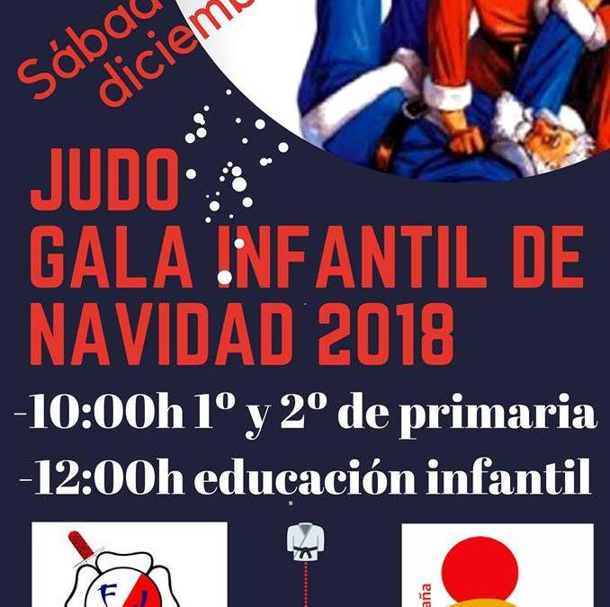 Gala infantil de navidad 2018