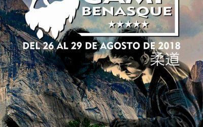 Judo camp Benasque