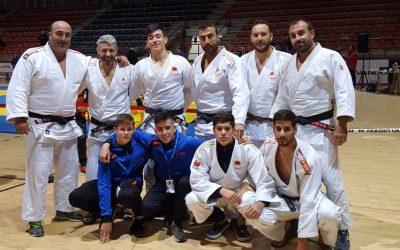 Buena actuación de los Cántabros en la III copa de España de Ne waza, Eibar