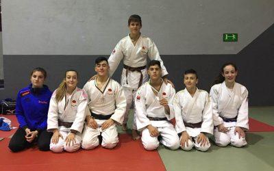 Resultados de judokas Cántabros en el XXV Trofeo de Judo, Villa de Amurrio